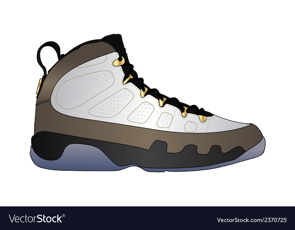 Shoe-4 vector | Price: 1 Credit (USD $1)