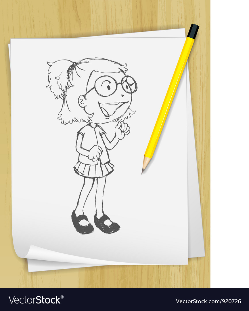 Sketch vector | Price: 3 Credit (USD $3)
