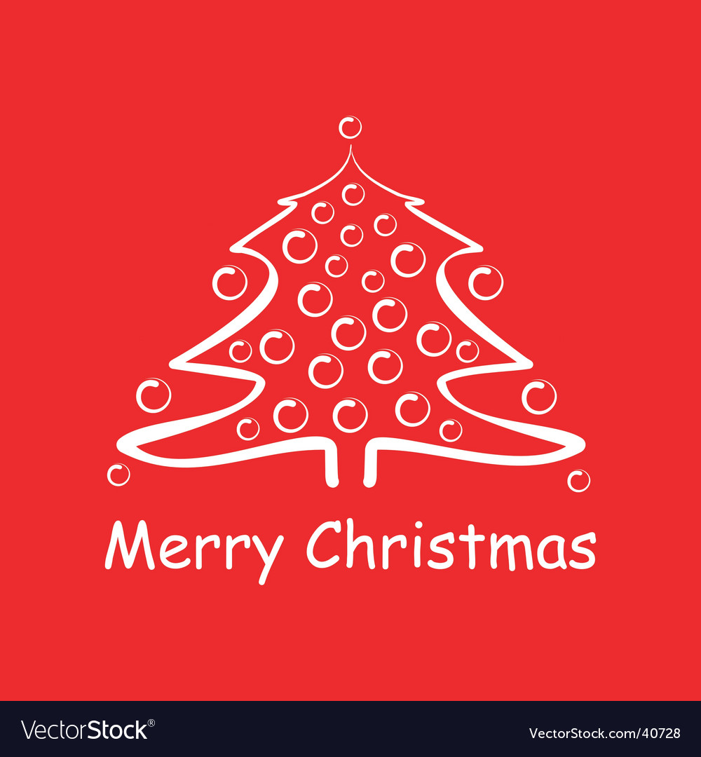Christmas holiday card vector | Price: 1 Credit (USD $1)