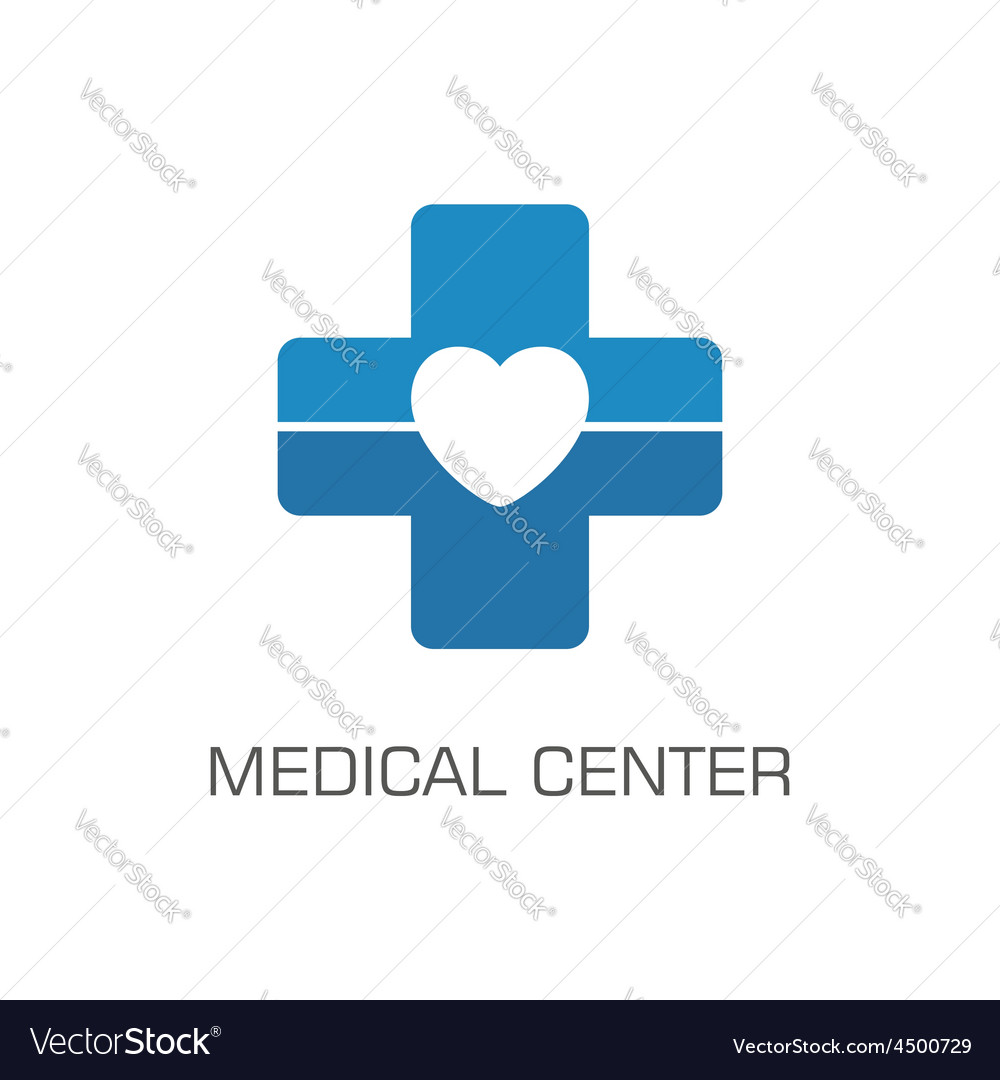 Medical center vector | Price: 1 Credit (USD $1)