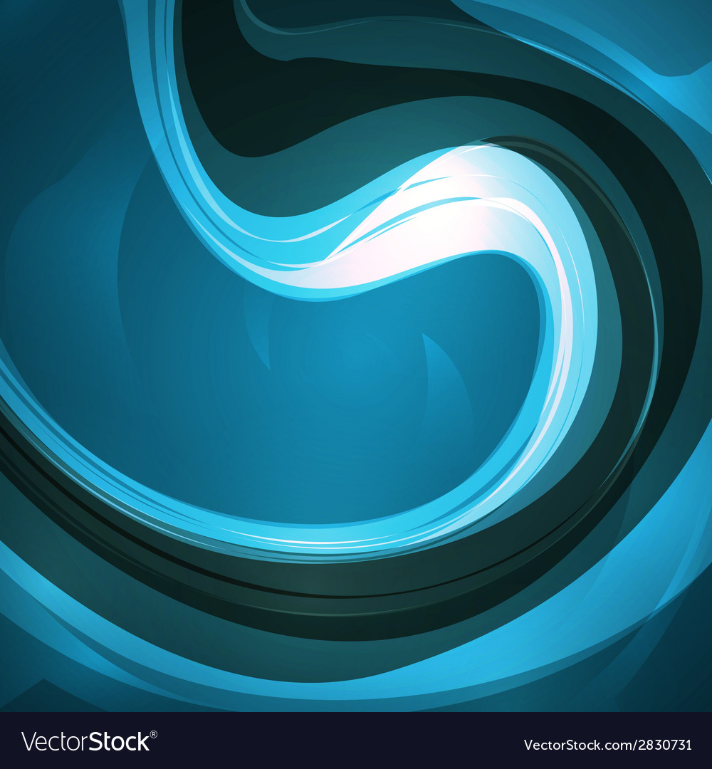 Abstract waving background vector | Price: 1 Credit (USD $1)