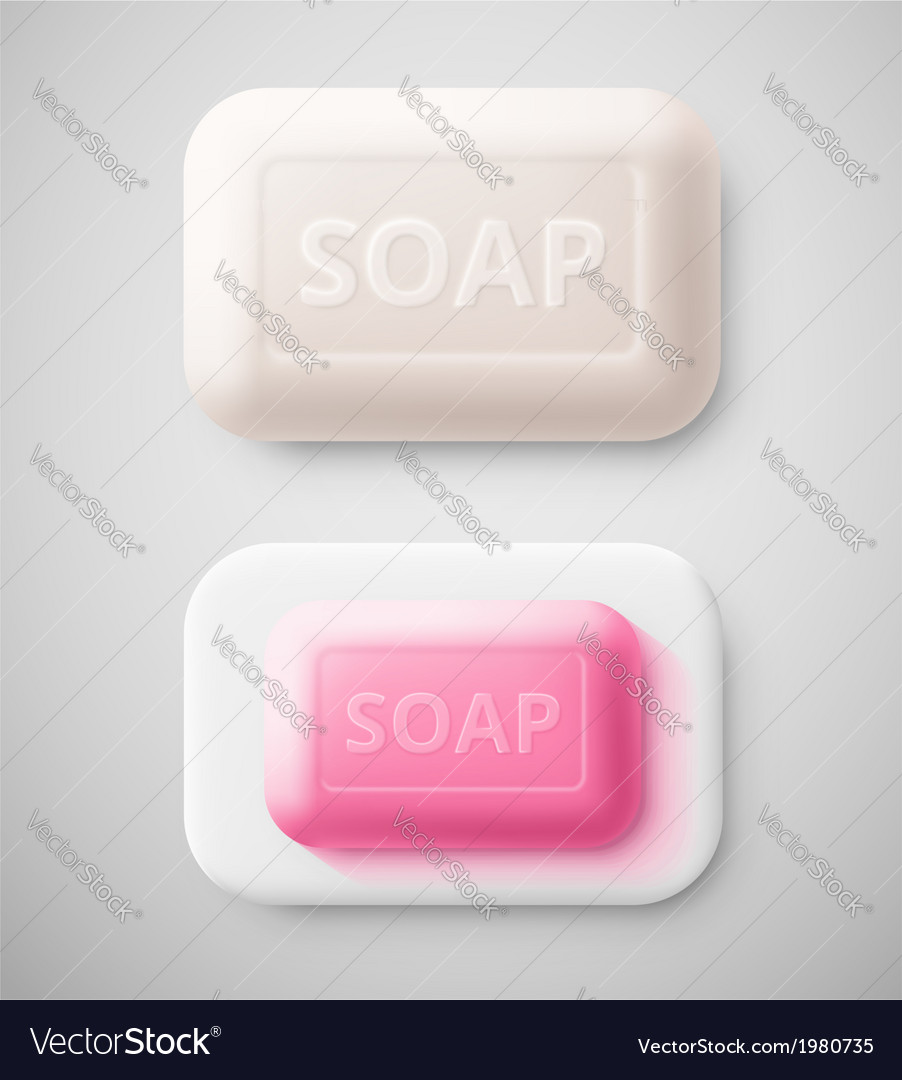 Isolated soap vector | Price: 1 Credit (USD $1)