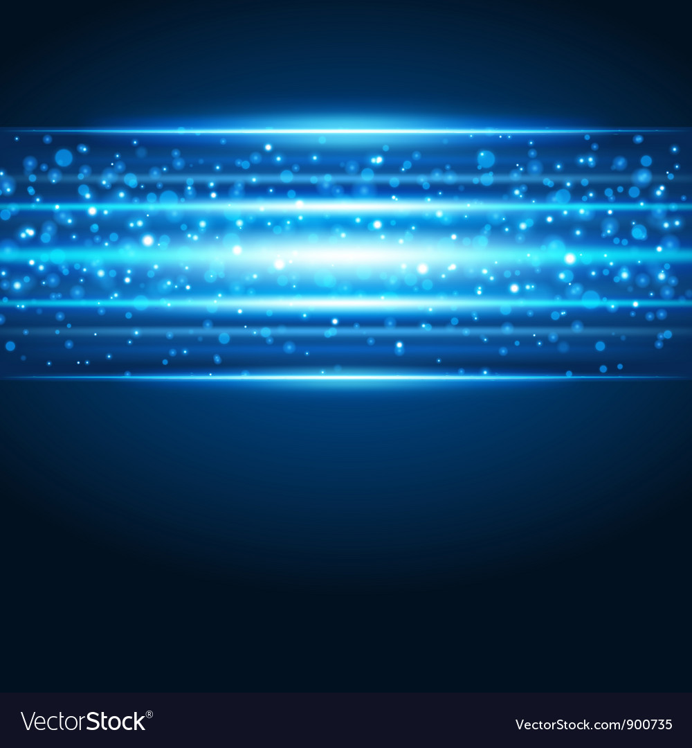 Smooth technology light lines background vector | Price: 1 Credit (USD $1)