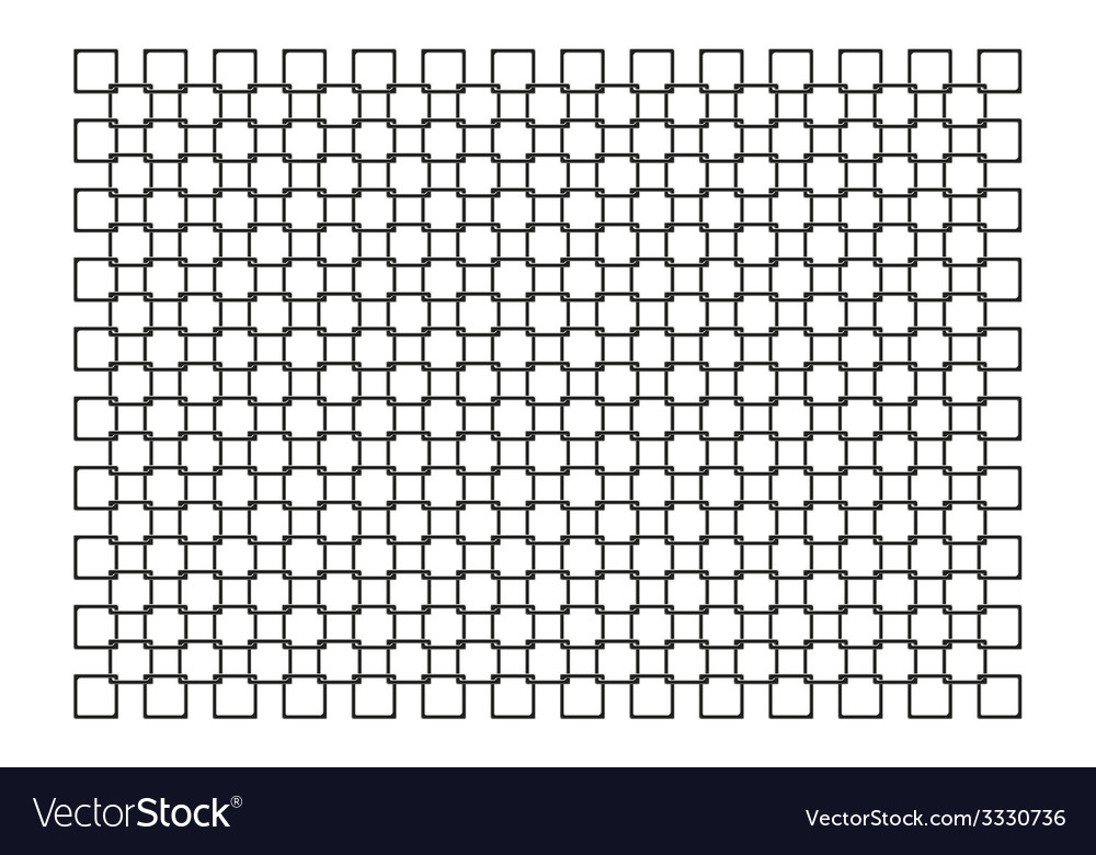 Chain fence vector | Price: 1 Credit (USD $1)