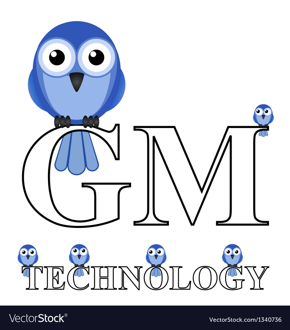 Gm technology vector | Price: 1 Credit (USD $1)