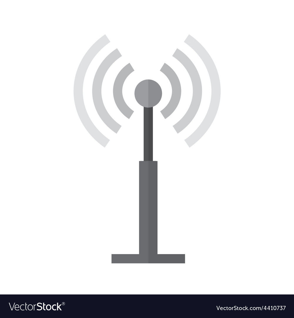 Antenna vector | Price: 1 Credit (USD $1)