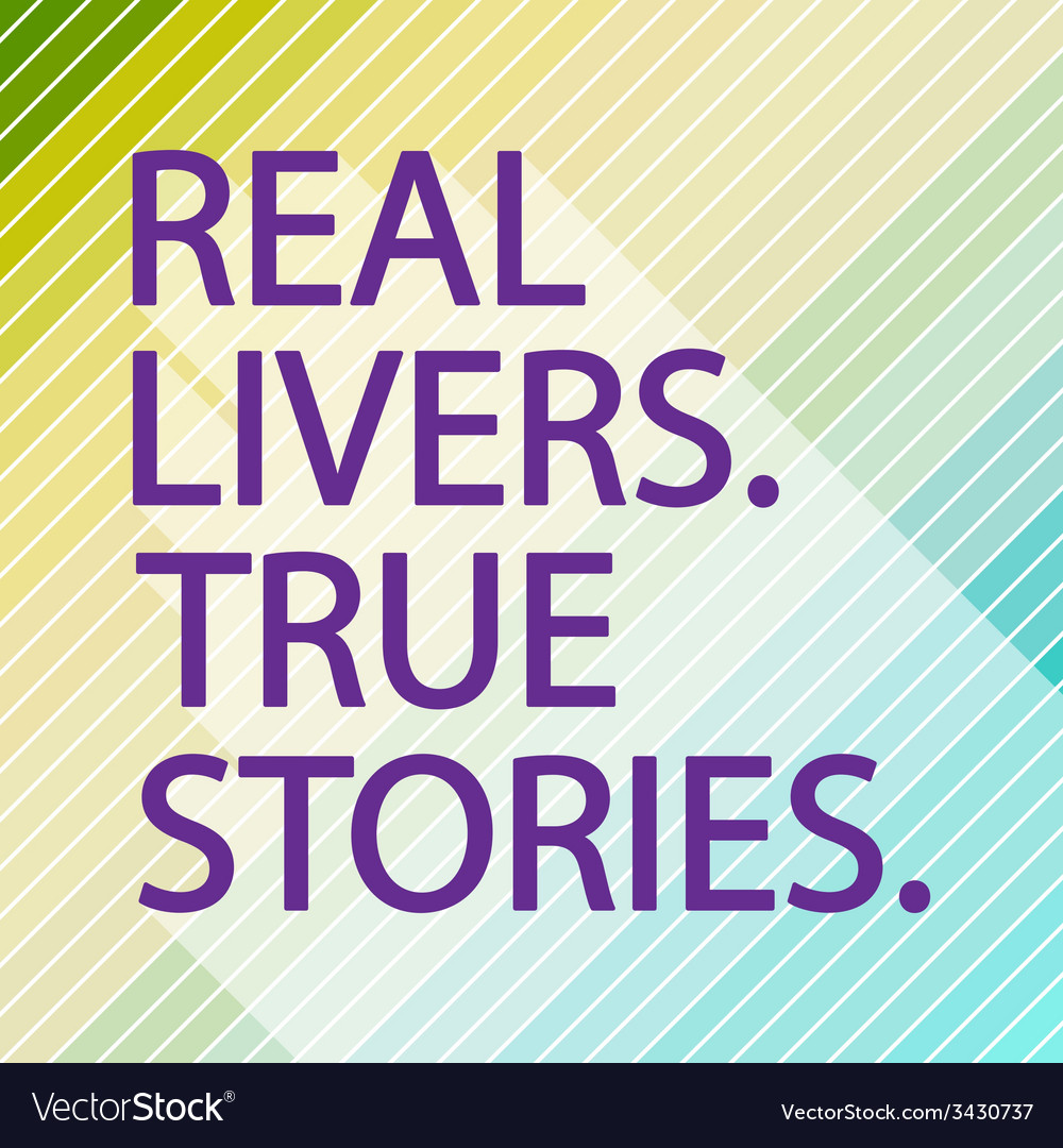 Real livers true stirues on light natural light co vector | Price: 1 Credit (USD $1)