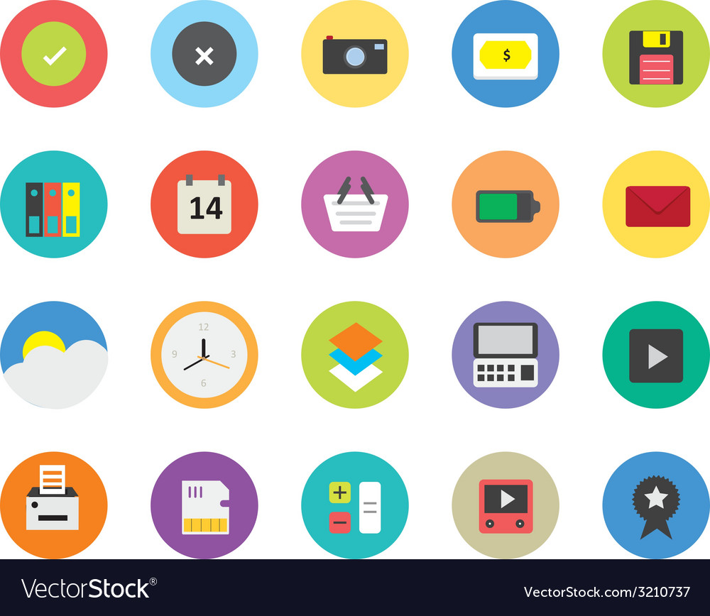 Web icons 49 vector | Price: 1 Credit (USD $1)