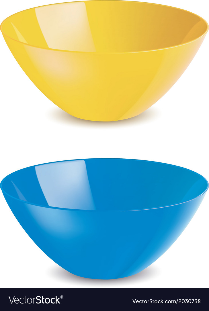 Bowl vector | Price: 1 Credit (USD $1)