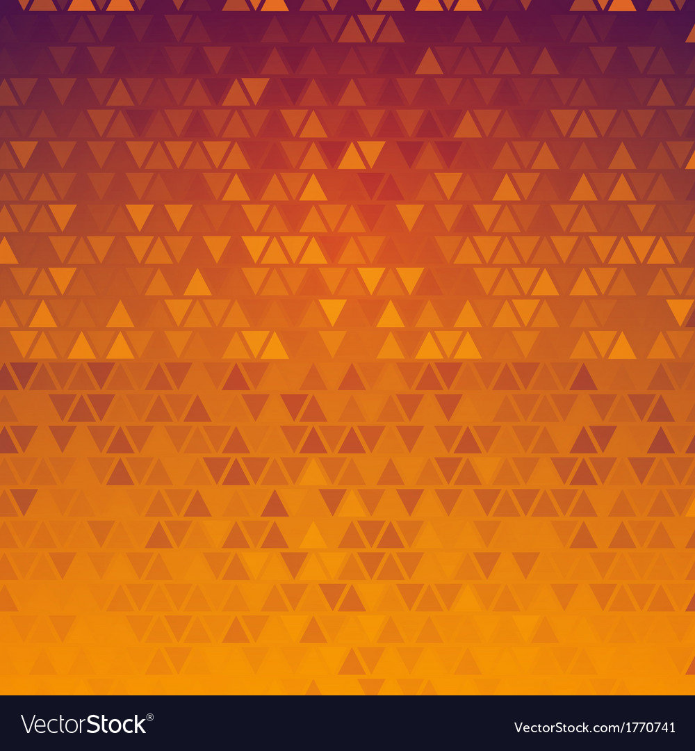 Gradient abstract triangles background vector | Price: 1 Credit (USD $1)