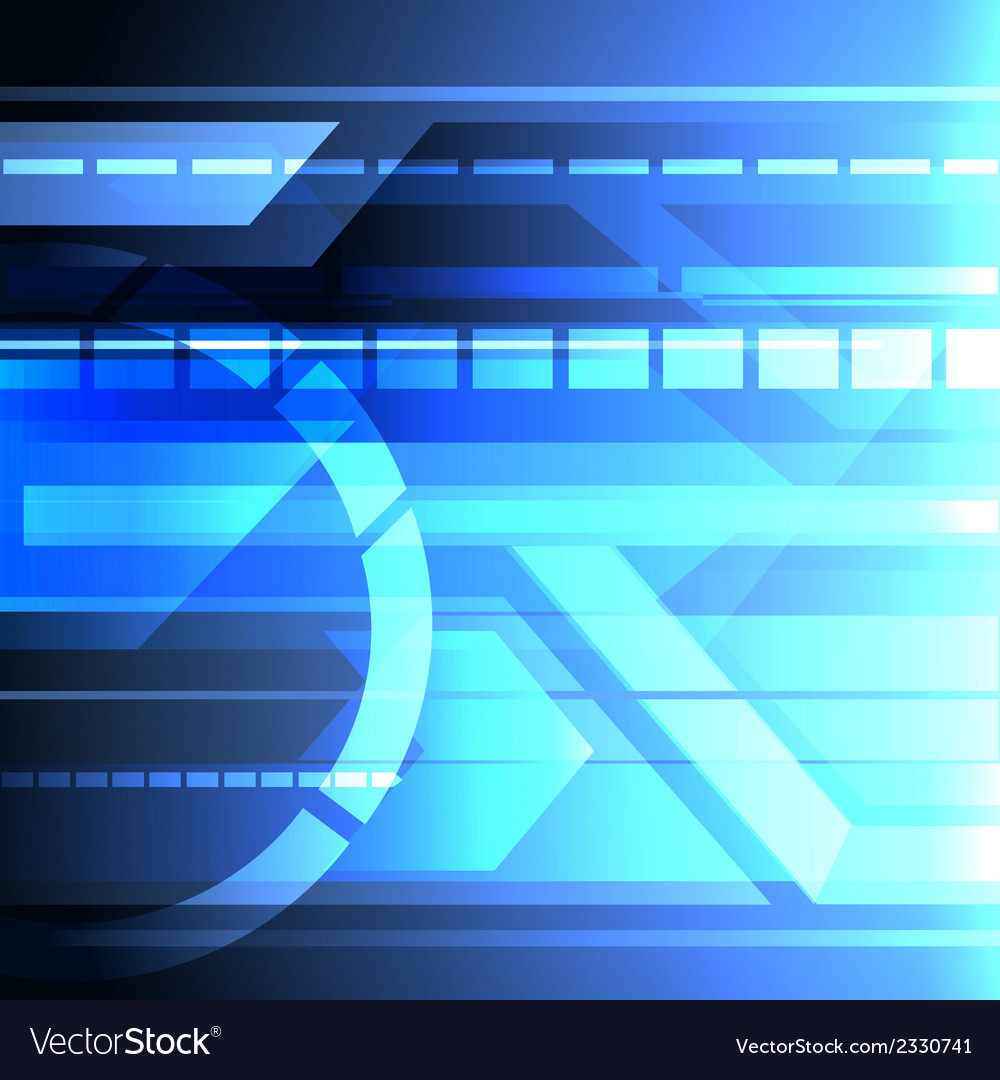Hi-tech abstract background vector   Price: 1 Credit (USD $1)
