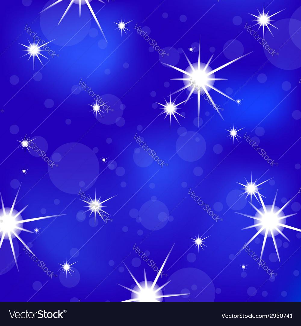 Stars background vector | Price: 1 Credit (USD $1)