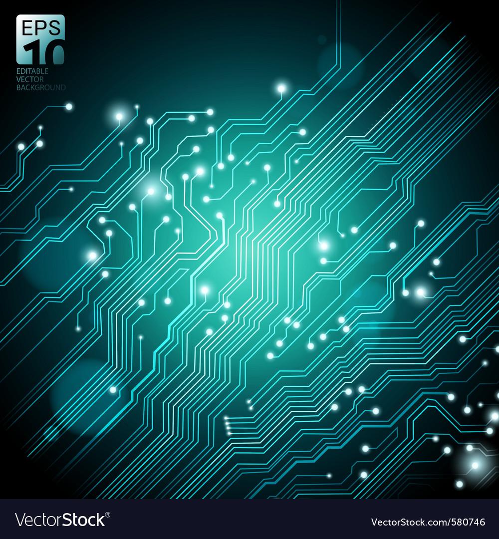 Neon circuit vector   Price: 1 Credit (USD $1)