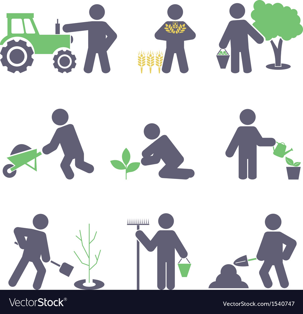 Agriculture vector | Price: 1 Credit (USD $1)