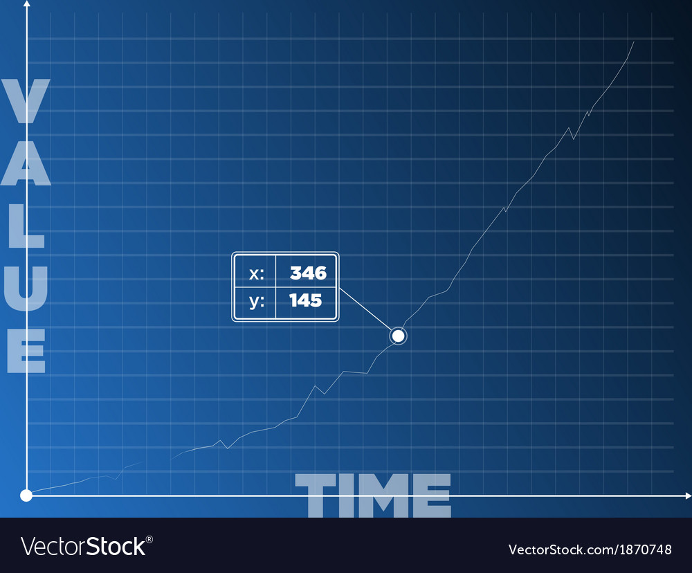 Graph value time vector | Price: 1 Credit (USD $1)