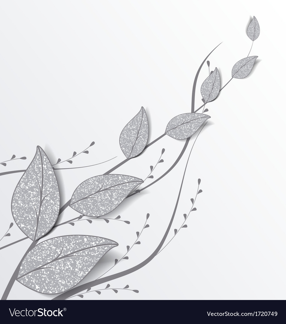 Leaves vector | Price: 1 Credit (USD $1)