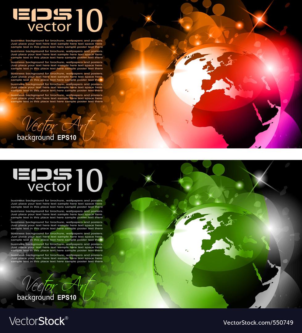 Universe background vector | Price: 1 Credit (USD $1)