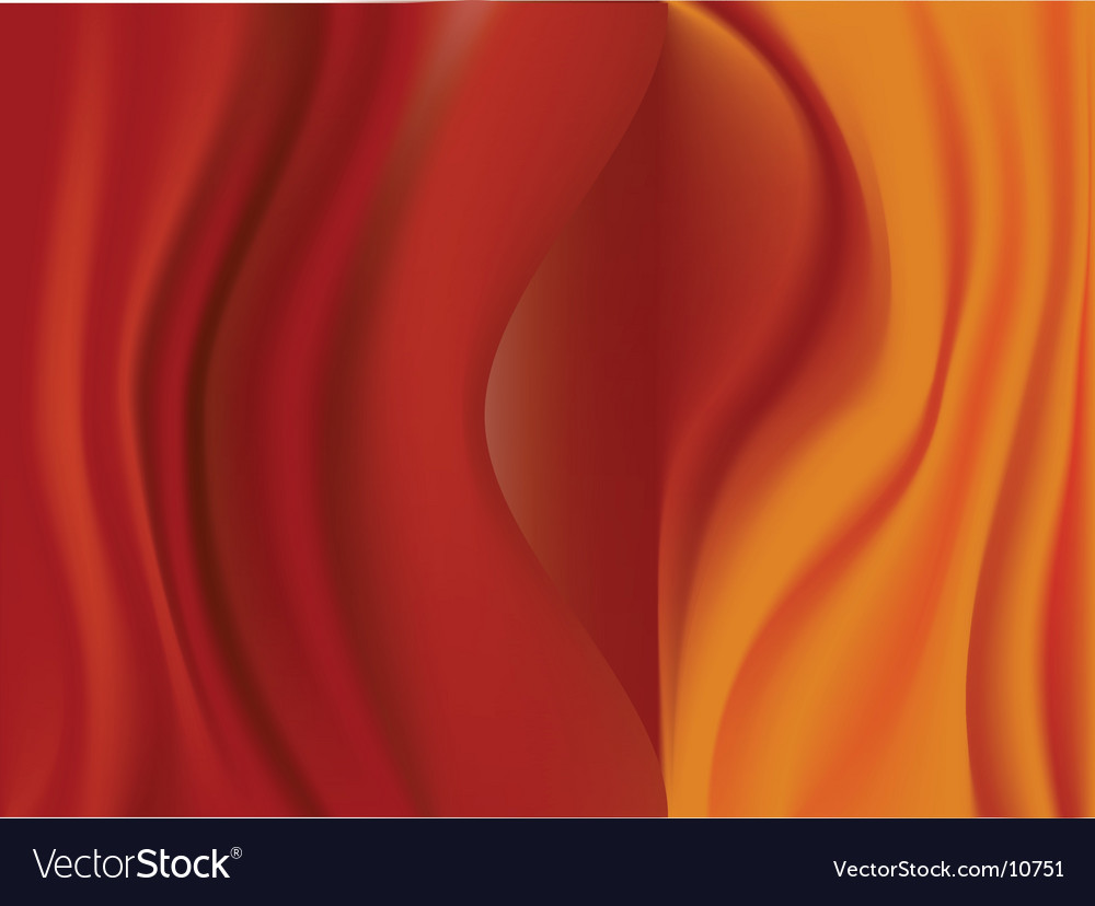 Abstract red and orange background vector | Price: 1 Credit (USD $1)