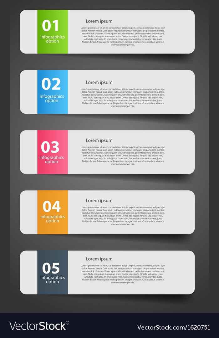 Infographic template business vector | Price: 1 Credit (USD $1)
