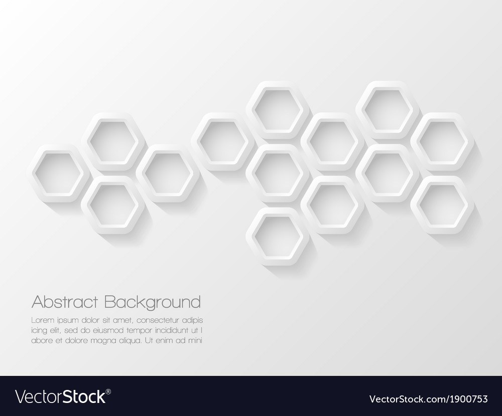 Abstract modern geometric background vector | Price: 1 Credit (USD $1)