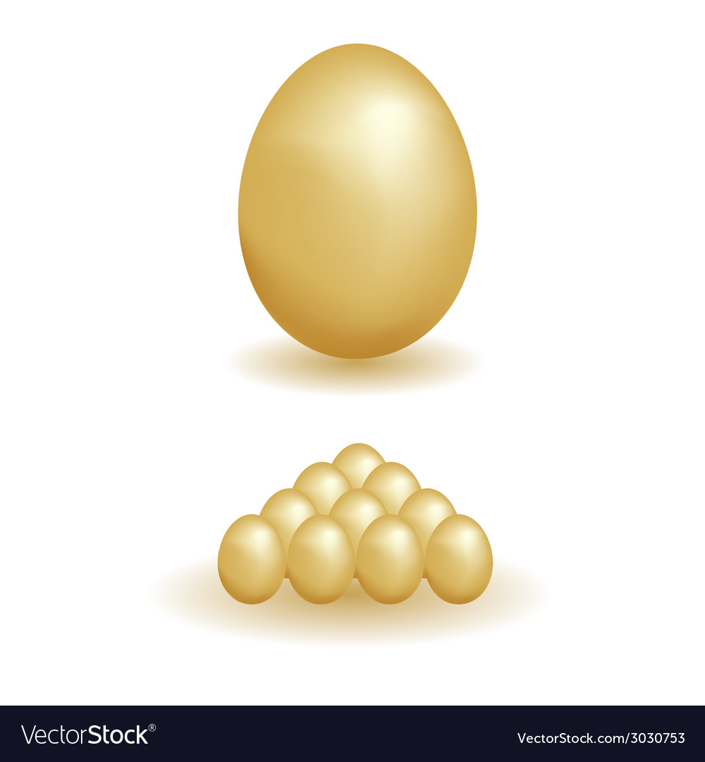 Eggs vector | Price: 1 Credit (USD $1)
