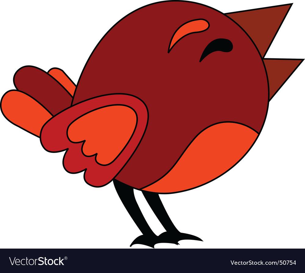 Cartoon bird vector   Price: 1 Credit (USD $1)
