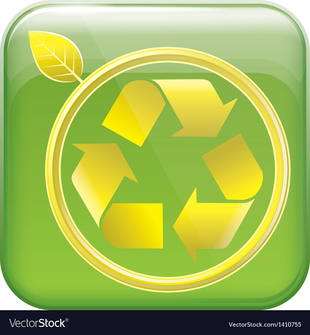 App icon and pictogram resycling vector | Price: 1 Credit (USD $1)