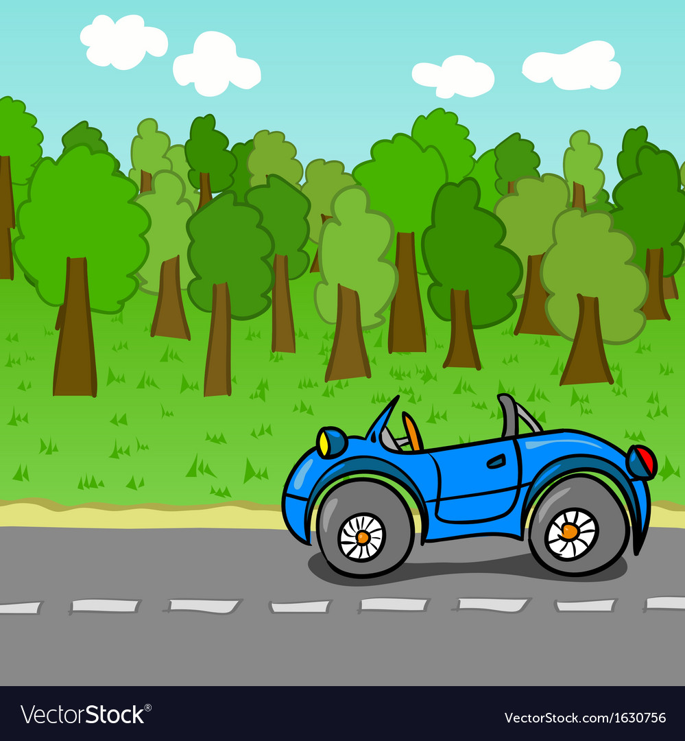 Colorful cartoon cars vector   Price: 1 Credit (USD $1)