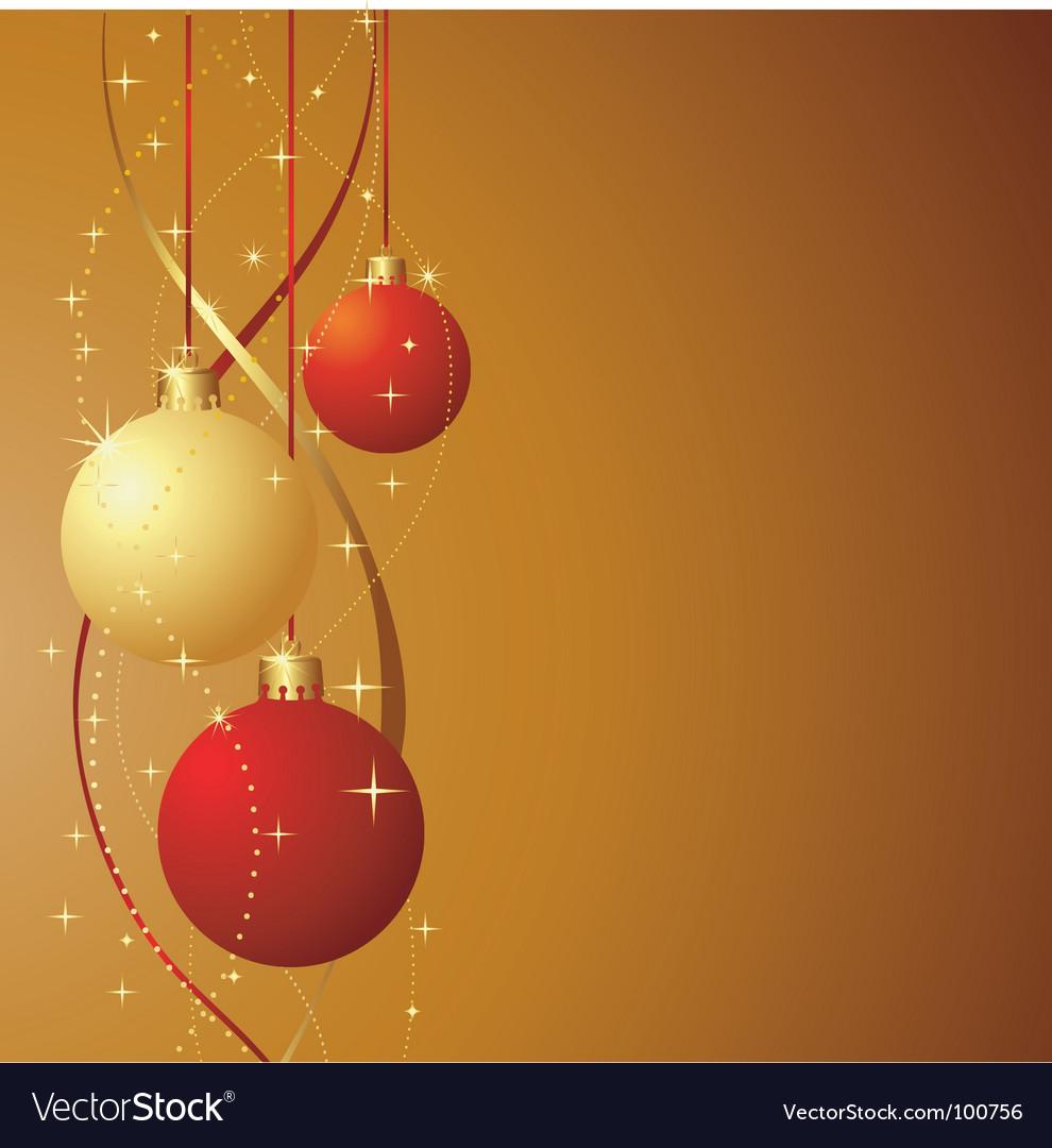 Decorative balls vector | Price: 1 Credit (USD $1)