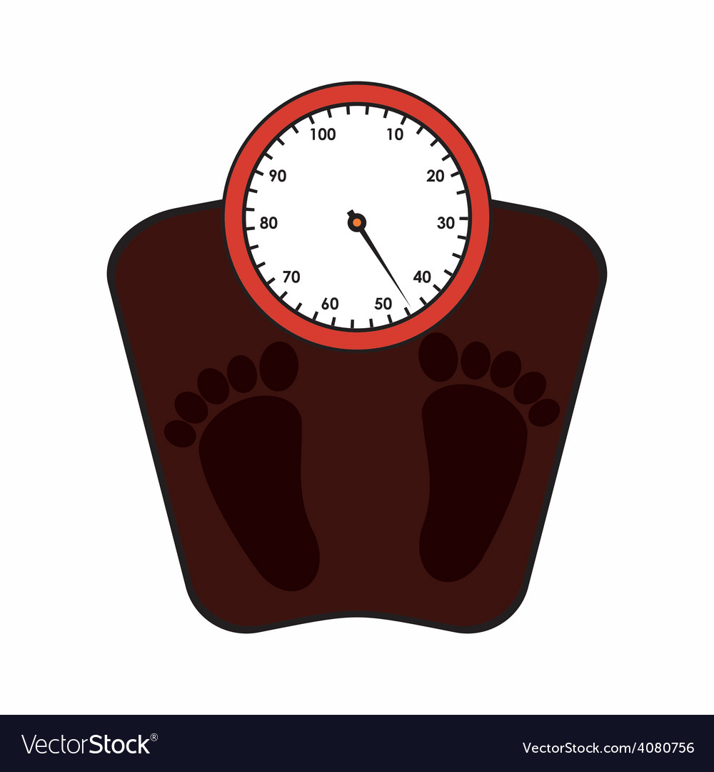 Weight measure vector | Price: 1 Credit (USD $1)