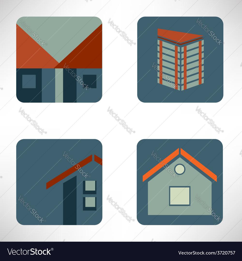 Real estate vector   Price: 1 Credit (USD $1)