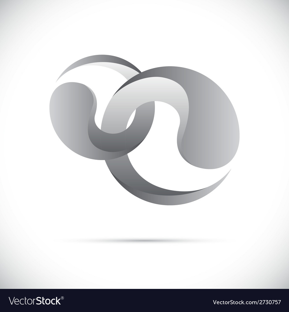 Sphere abstract design template business vector | Price: 1 Credit (USD $1)