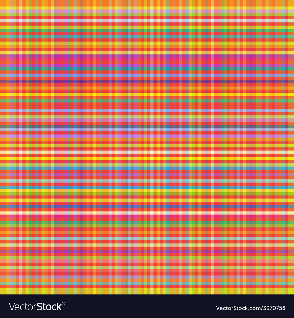 Colorful squared abstract texture fabric vector | Price: 1 Credit (USD $1)