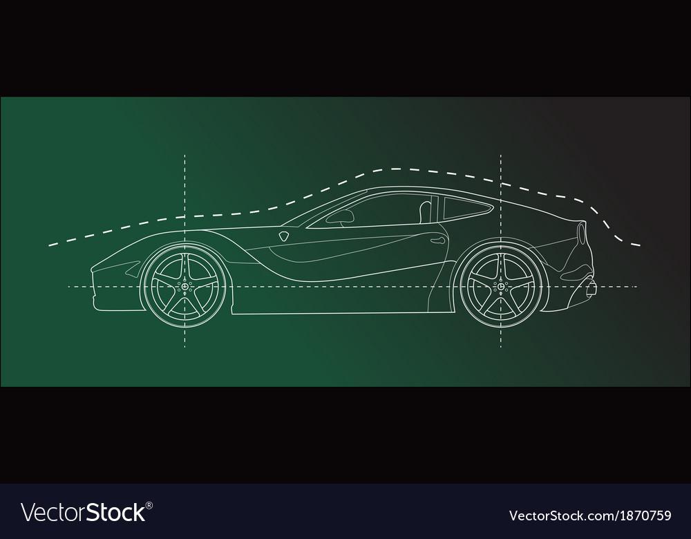 Ferrari vector   Price: 1 Credit (USD $1)