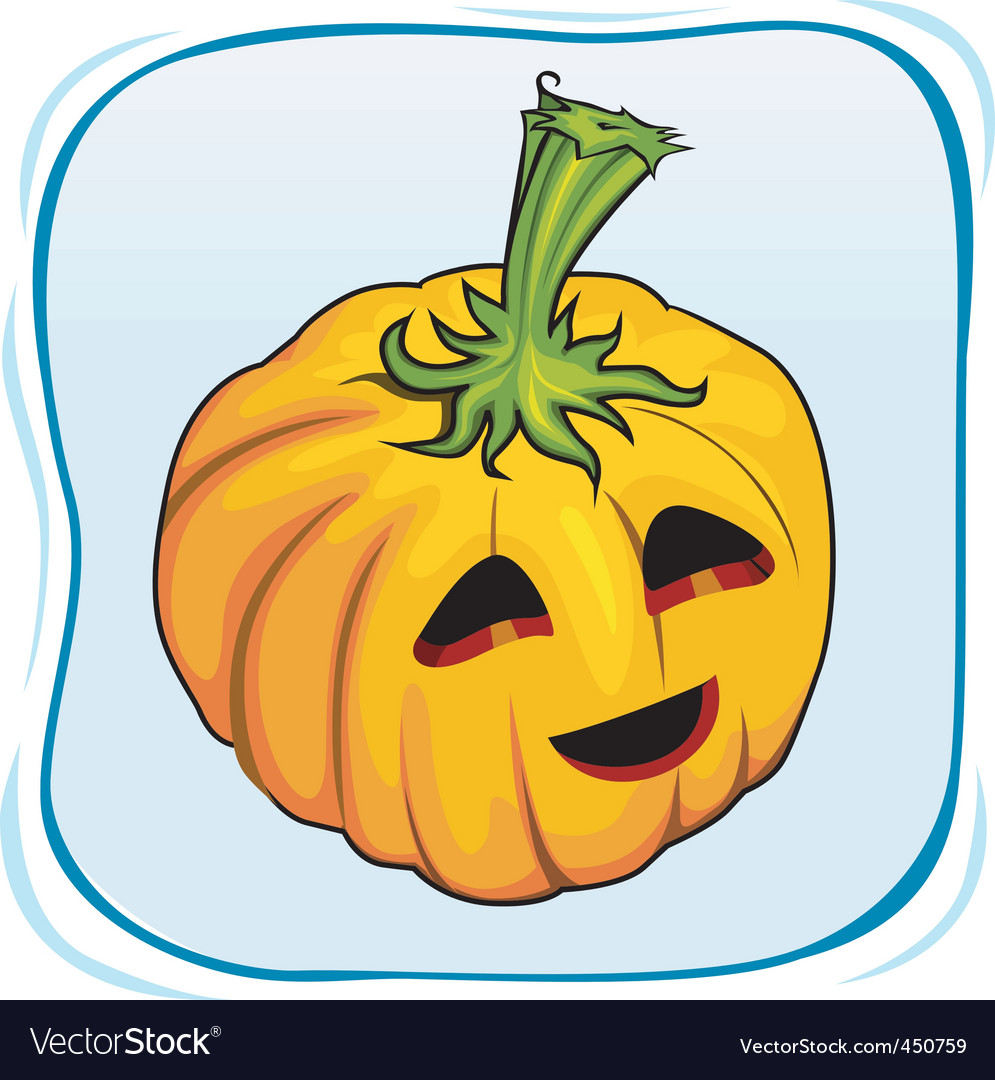 Pumpkin vector | Price: 1 Credit (USD $1)