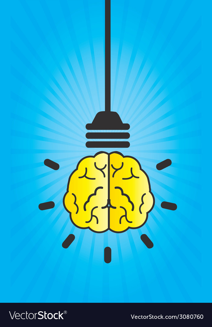 Brain design vector | Price: 1 Credit (USD $1)