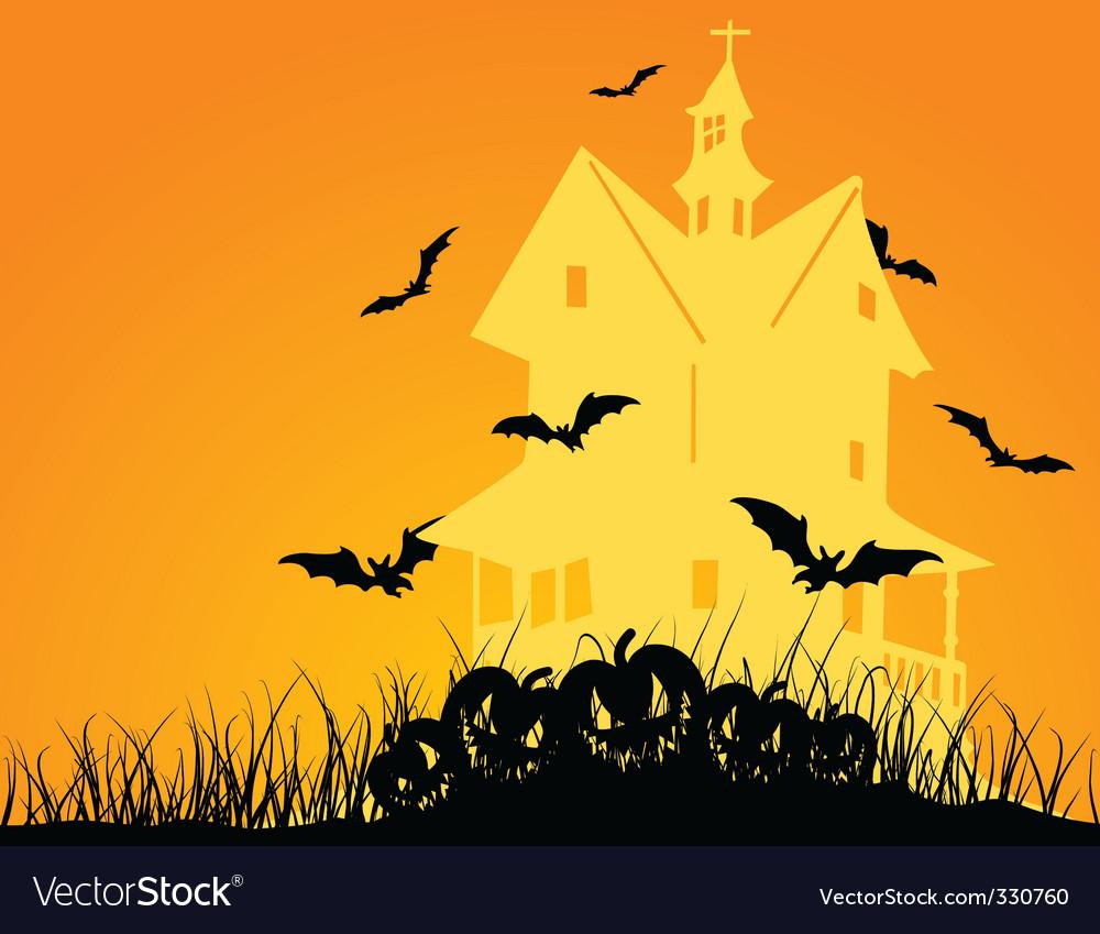 Halloween5 vector | Price: 1 Credit (USD $1)