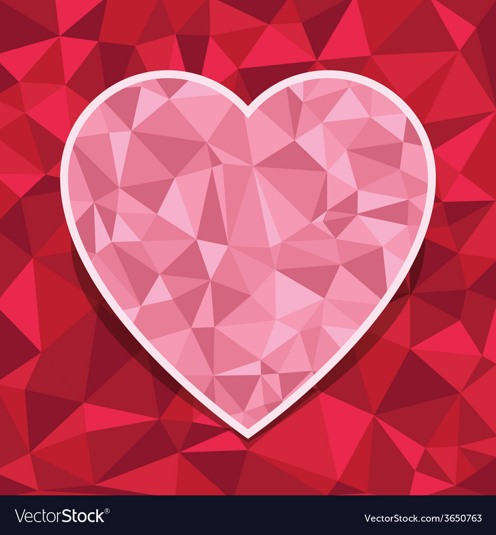 Heart decoration vector | Price: 1 Credit (USD $1)