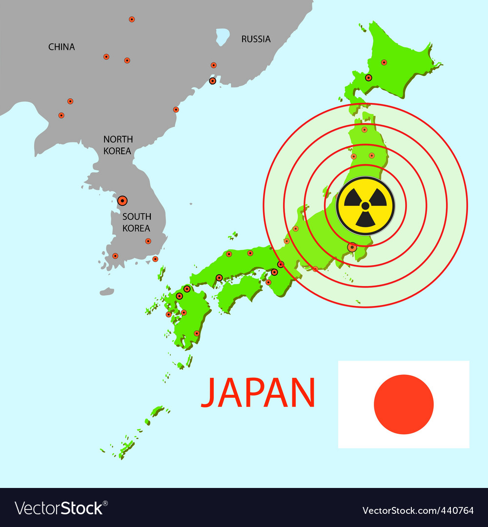 Japanese atomic power vector | Price: 1 Credit (USD $1)