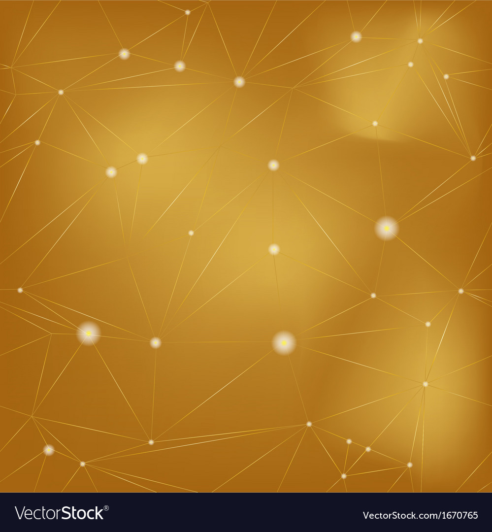 Abstract molecule structure vector   Price: 1 Credit (USD $1)