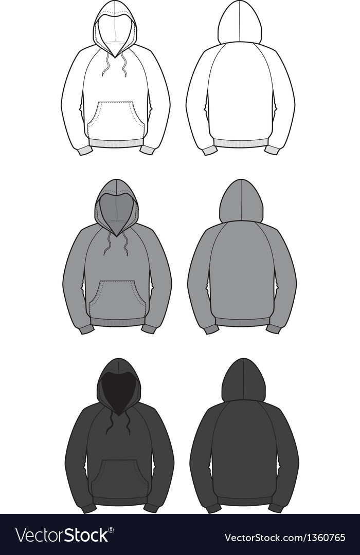 Hoody vector | Price: 1 Credit (USD $1)