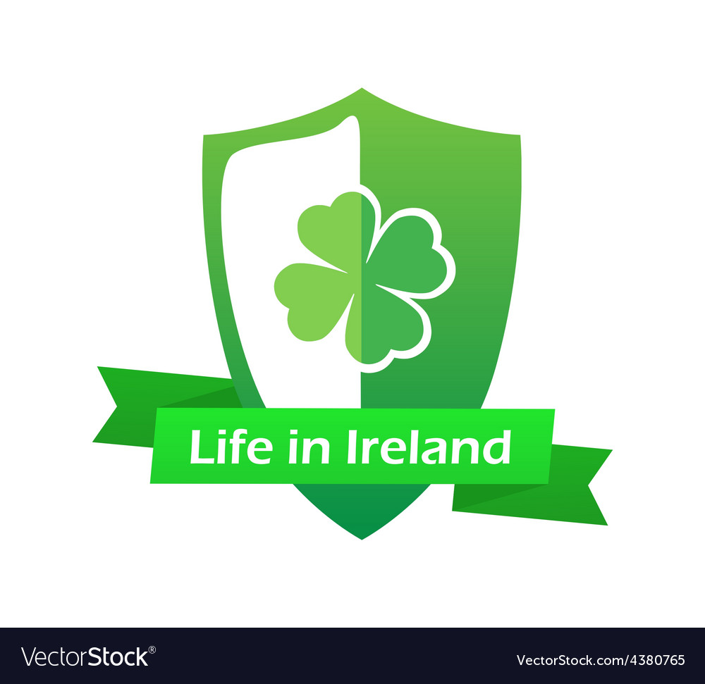 Life in ireland vector | Price: 1 Credit (USD $1)