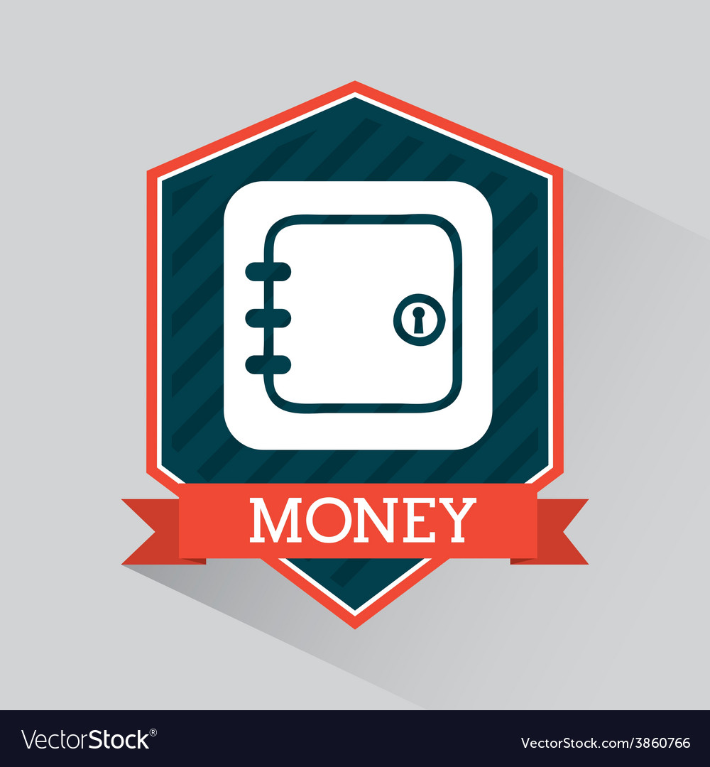 Money icon vector | Price: 1 Credit (USD $1)