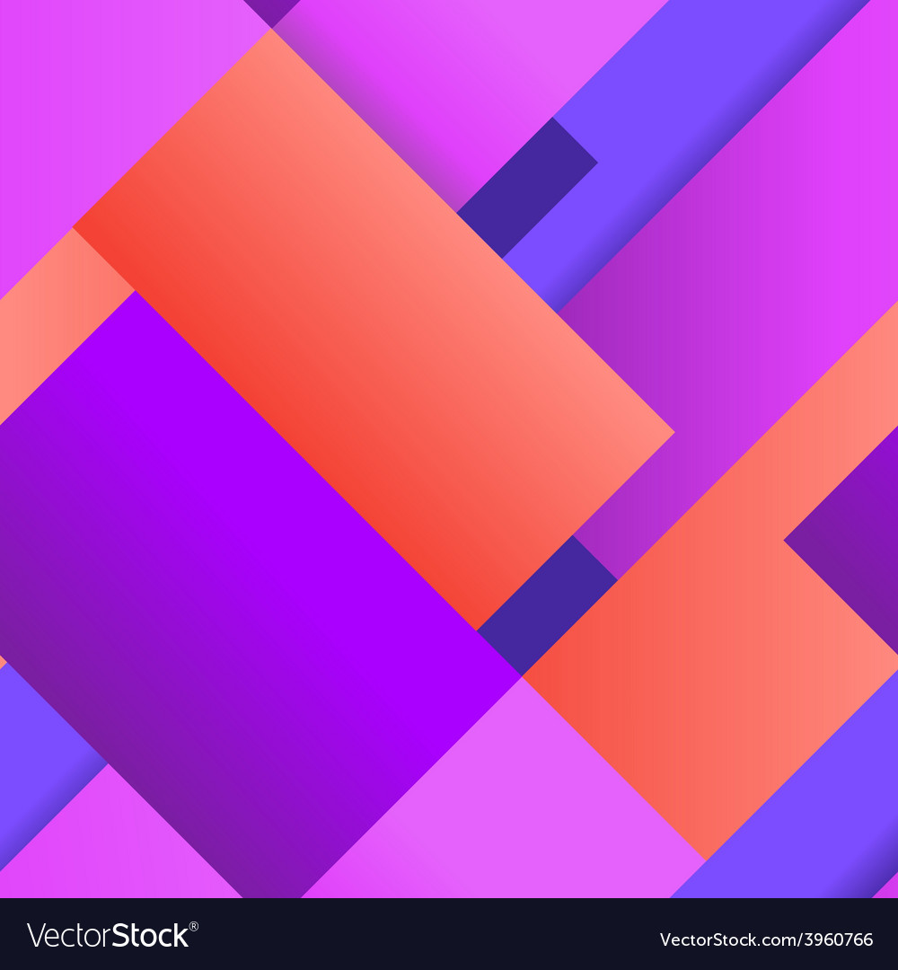 Trendy material abstract background vector | Price: 1 Credit (USD $1)