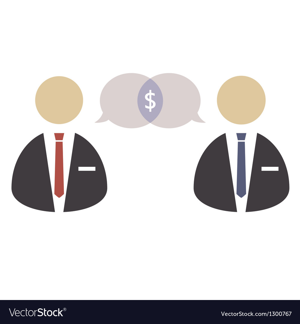 Negotiation vector | Price: 1 Credit (USD $1)