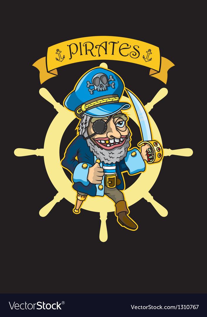 Pirates vector | Price: 3 Credit (USD $3)