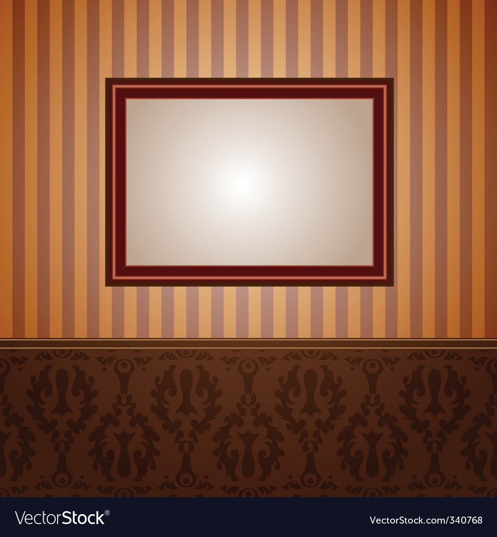 Wallpapers and frame vector | Price: 1 Credit (USD $1)