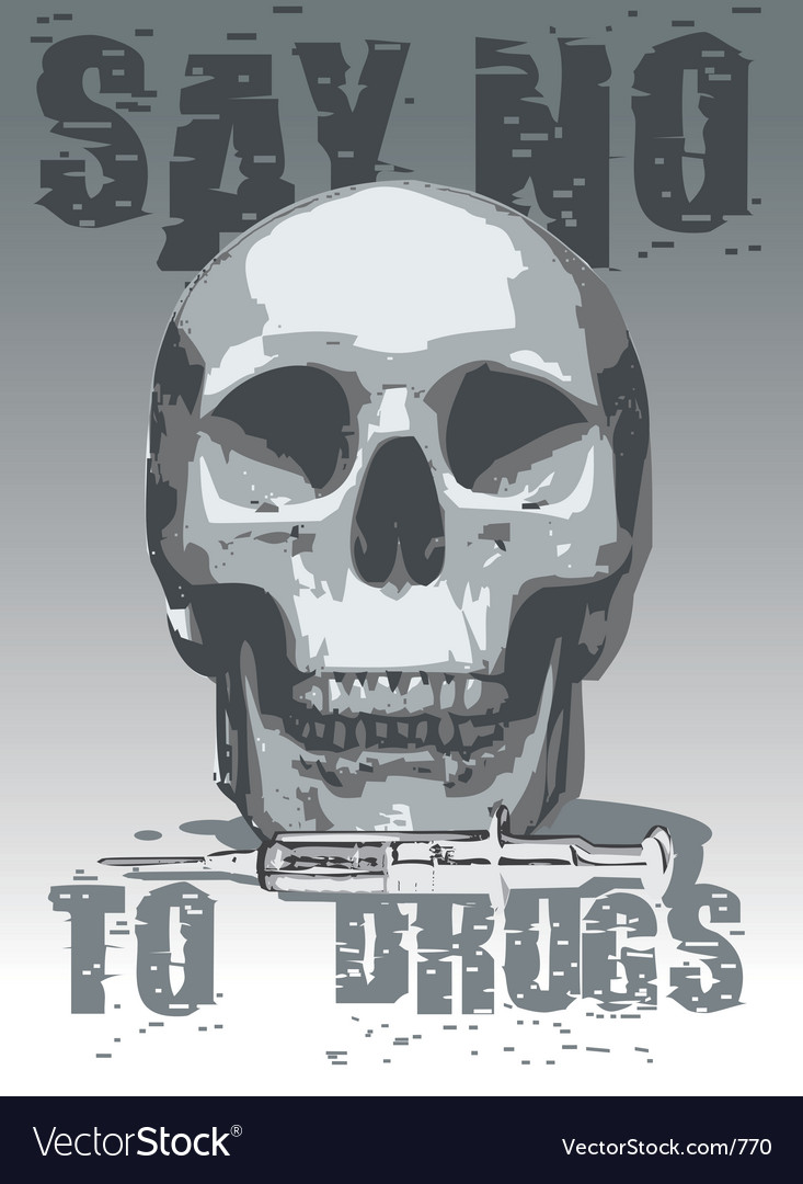 Anti-drugs icon vector | Price: 3 Credit (USD $3)
