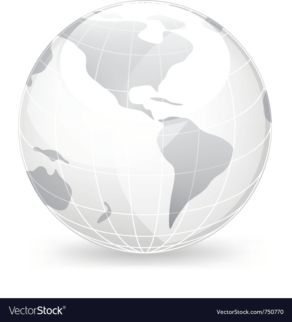 Icon globe vector | Price: 1 Credit (USD $1)