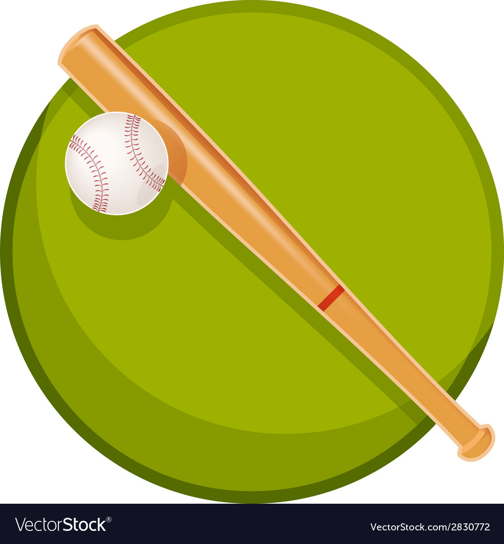 Baseball stuff vector | Price: 1 Credit (USD $1)